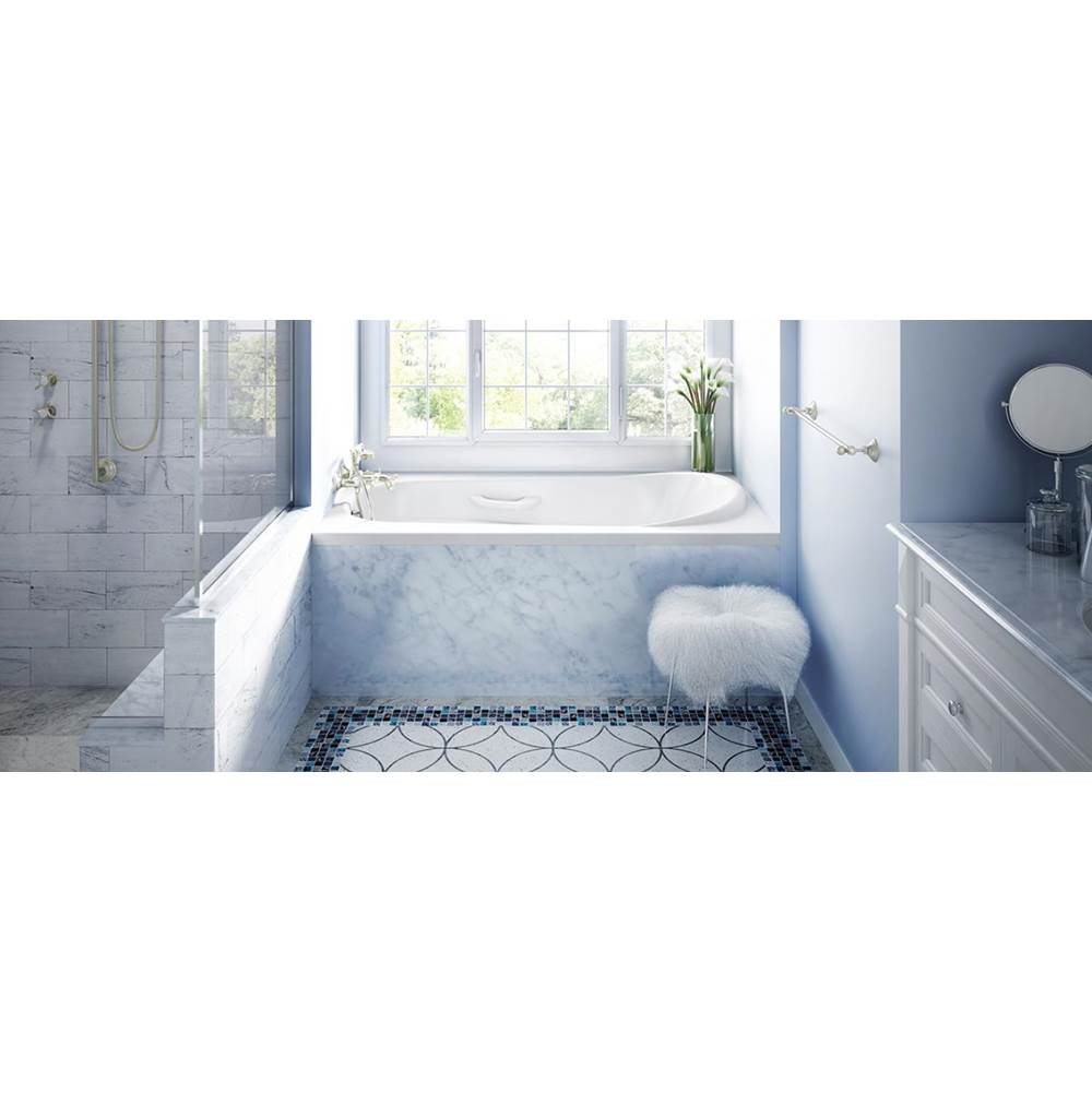Bain Ultra Tubs Air Bathtubs Three Wall Alcove | The Somerville Bath ...