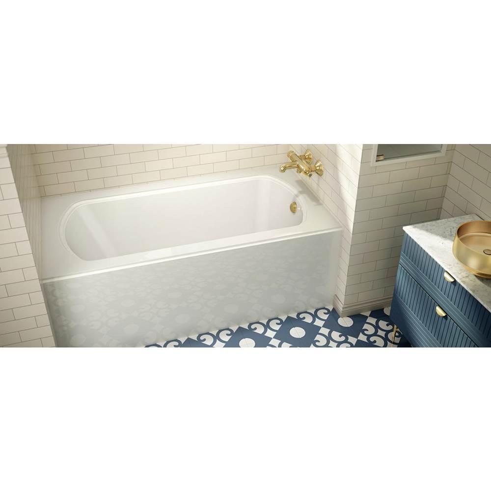 Bain Ultra Tubs Air Bathtubs Three Wall Alcove | The Somerville Bath ...