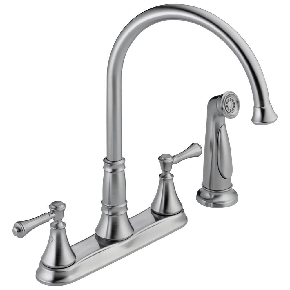 delta faucet kitchen | the somerville bath & kitchen store