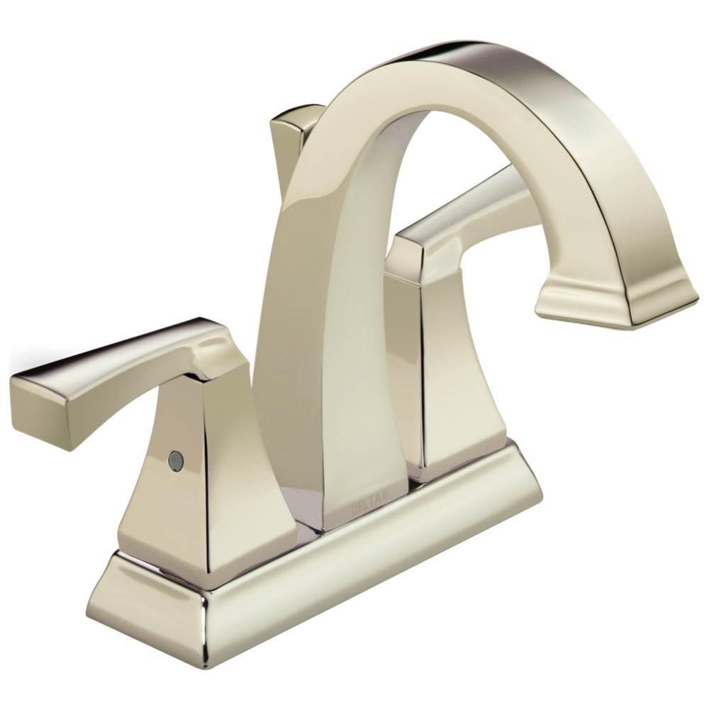Delta Faucet Bathroom Faucets Nickel Tones Polished Nickel | The ...
