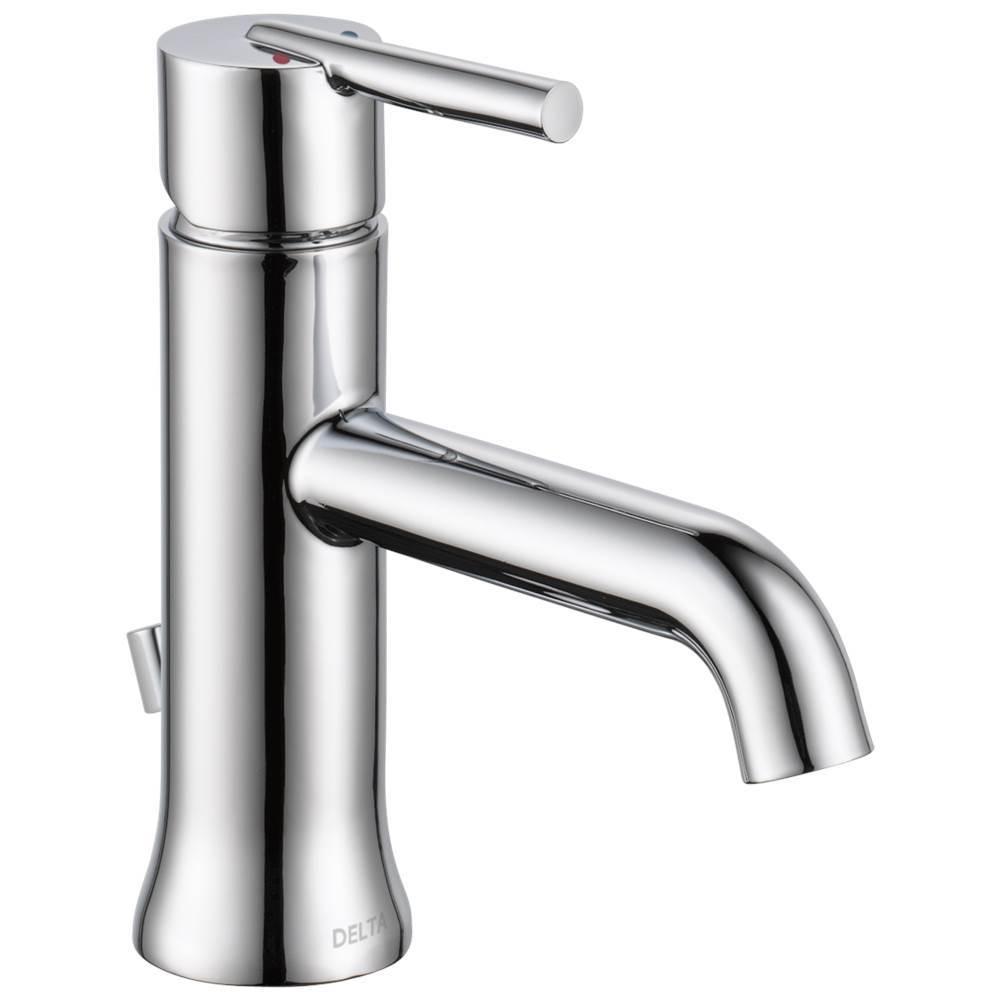 Delta Faucet - 559LF-MPU - Delta Trinsic: Single Handle Bathroom Faucet