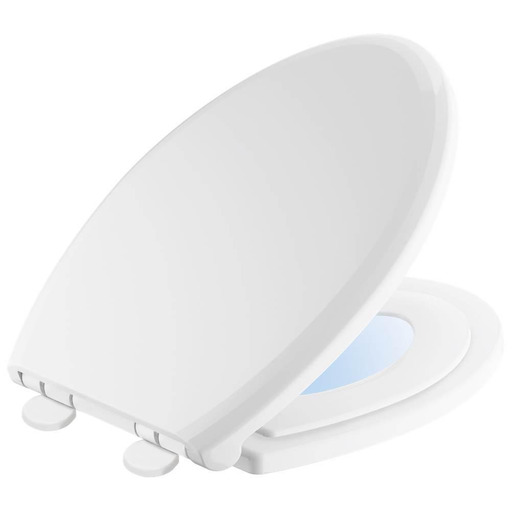 Delta Faucet Toilets Toilet Seats Elongated | The Somerville Bath ...