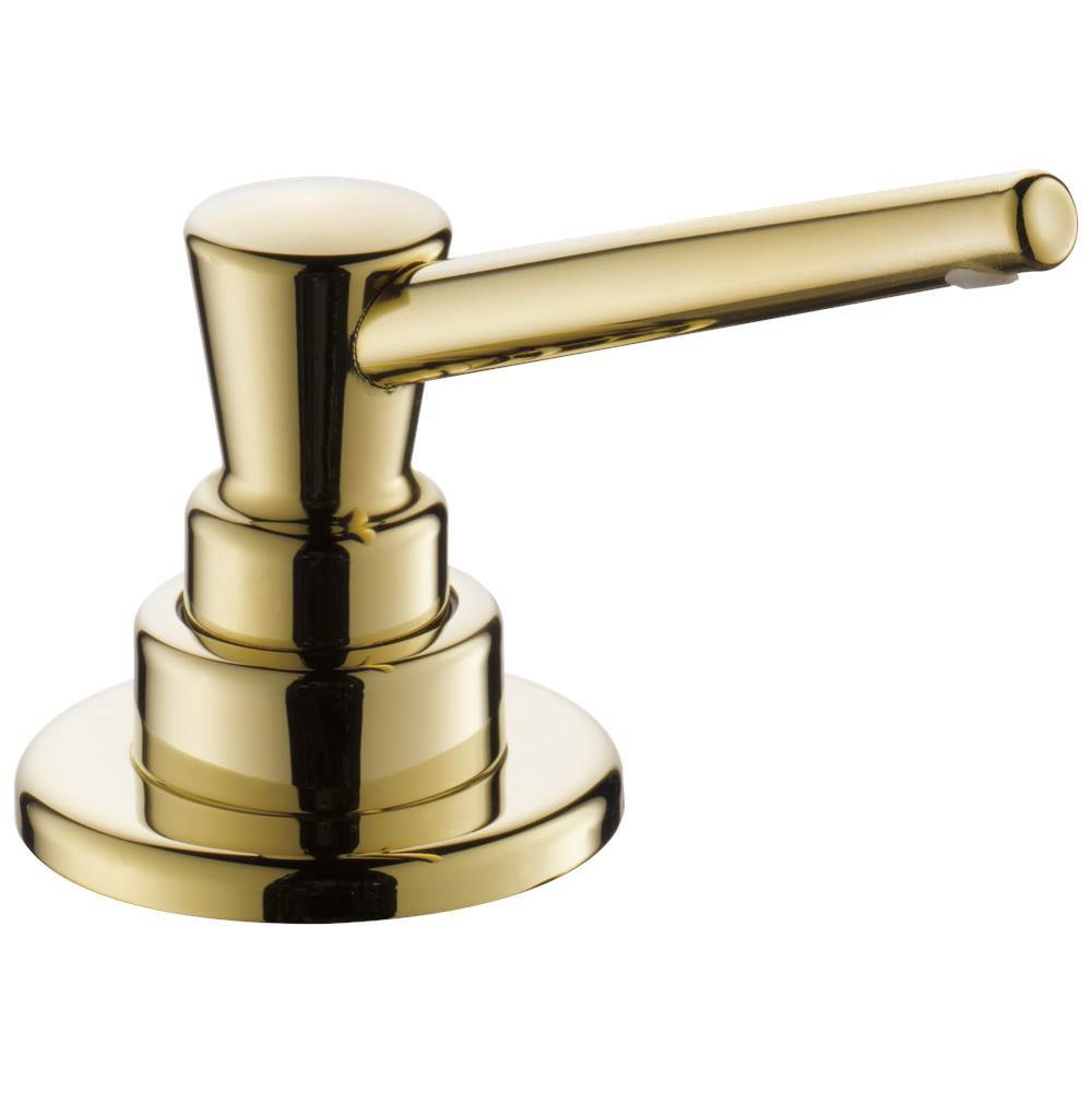 Delta Faucet RP39345PB Spray and Hose Assembly Polished Brass