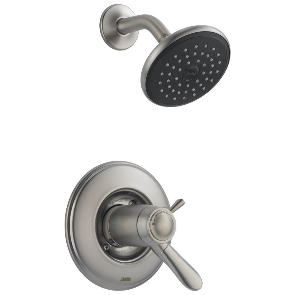 Shower Only Faucets With Head The Somerville Bath Kitchen Store At Delta Faucet Our Bathroom And 36845 58950 T17t238 Ss