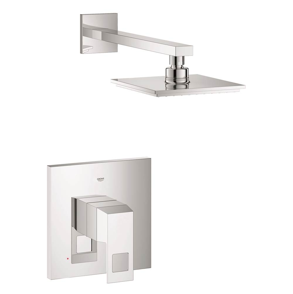 Grohe Shower Only Faucets With Head | The Somerville Bath & Kitchen ...