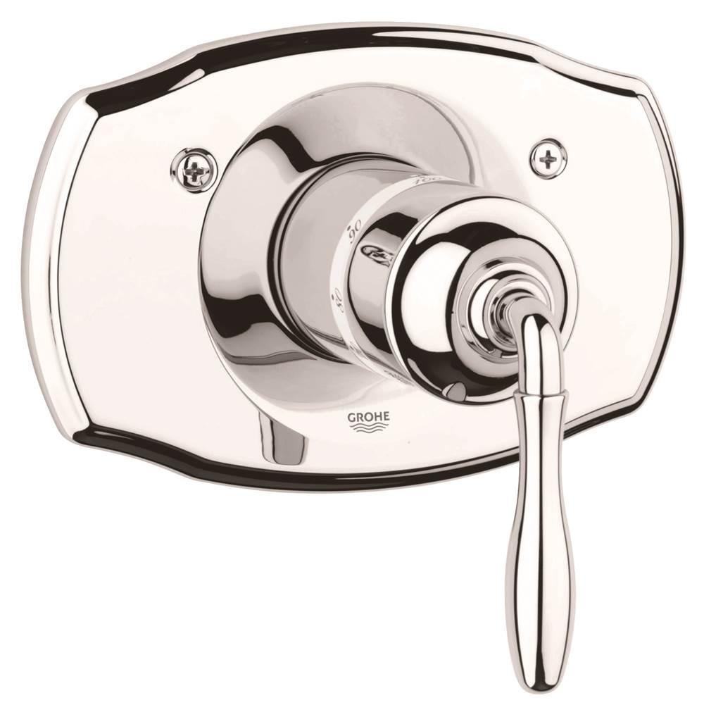 Grohe Showers Shower Faucet Trims | The Somerville Bath & Kitchen ...
