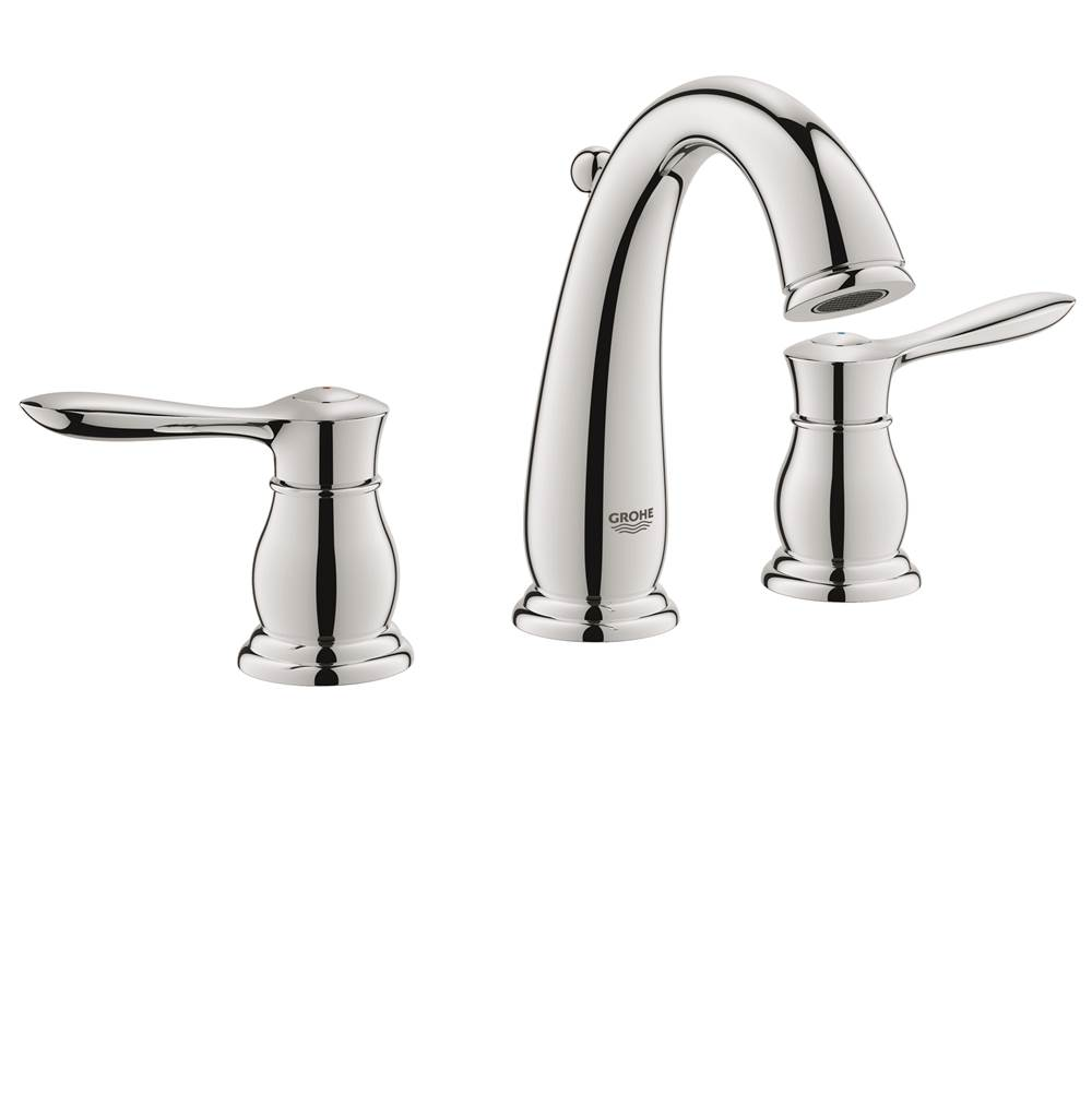 Grohe Bathroom Faucets Bathroom Sink Faucets Widespread | The ...
