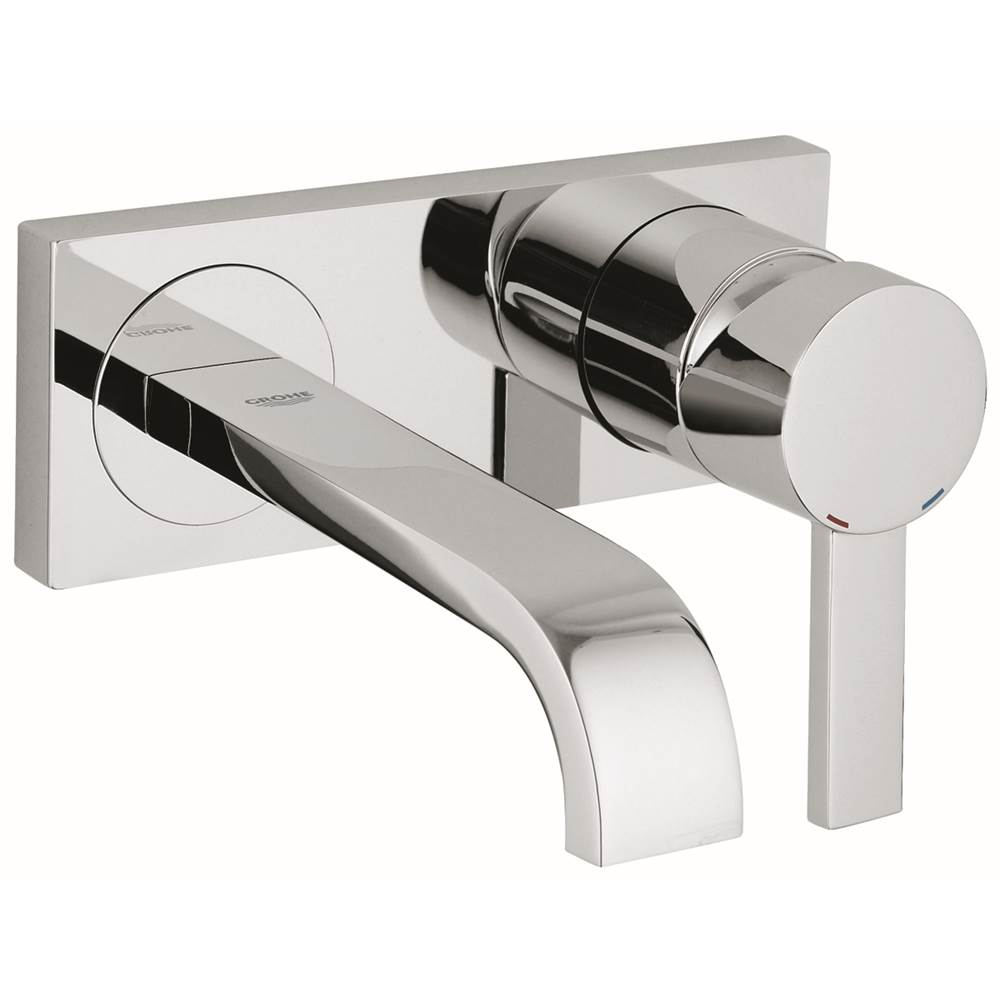 Grohe Bathroom Sink Faucets Wall Mounted | The Somerville Bath ...