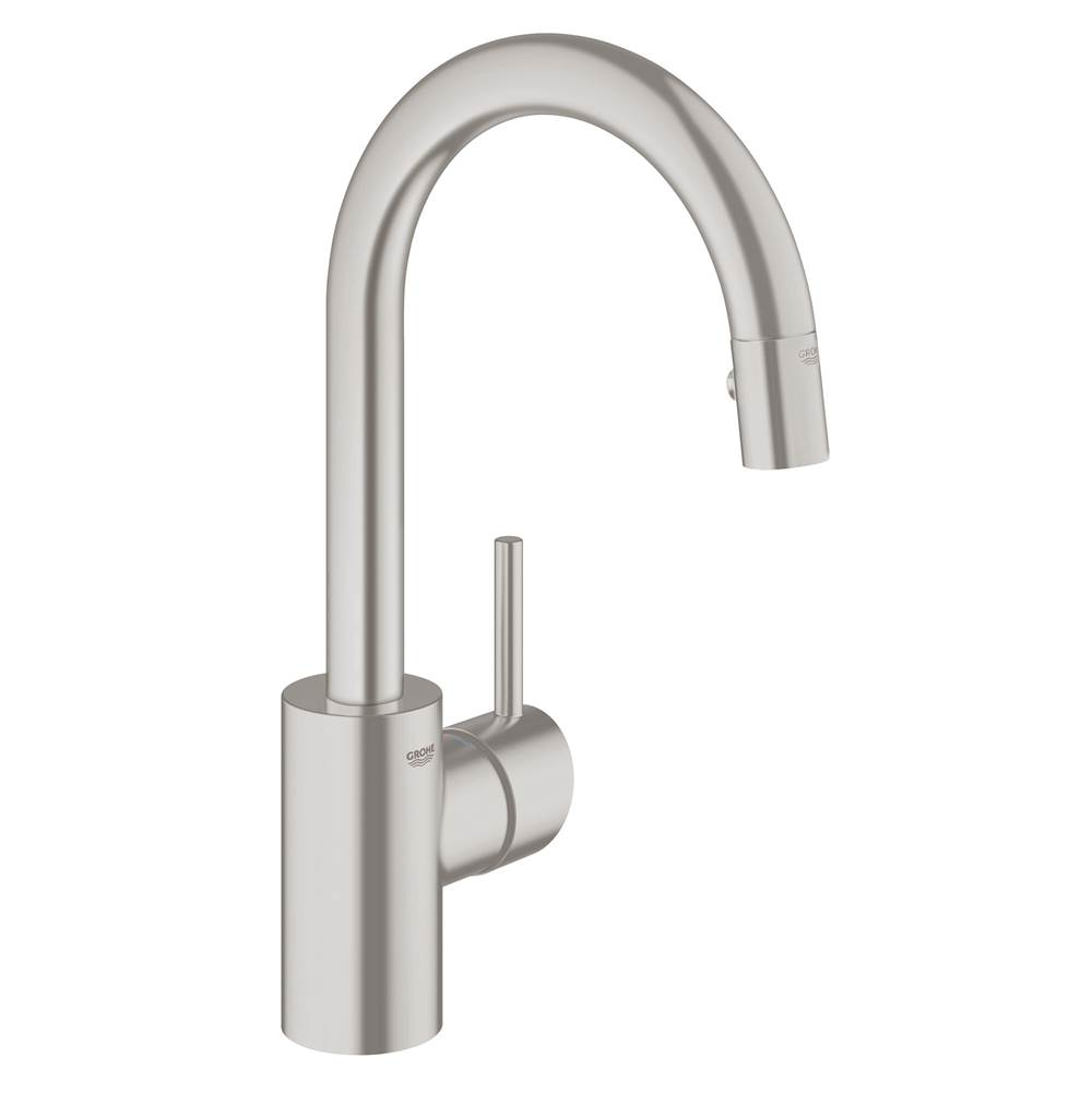 Grohe Faucets Concetto   The Somerville Bath & Kitchen Store ...