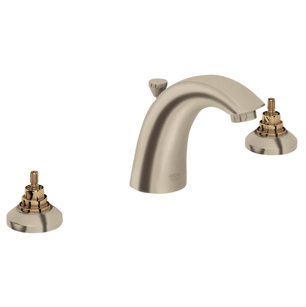 Grohe Bathroom Faucets Bathroom Sink Faucets Widespread   The ...