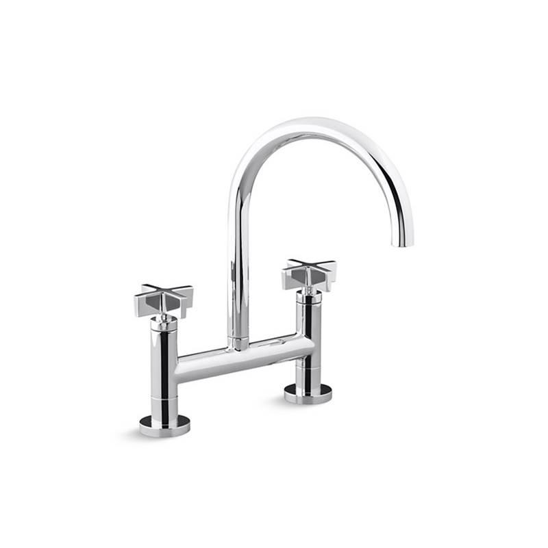 Kallista Kitchen Faucets Bridge | The Somerville Bath & Kitchen ...