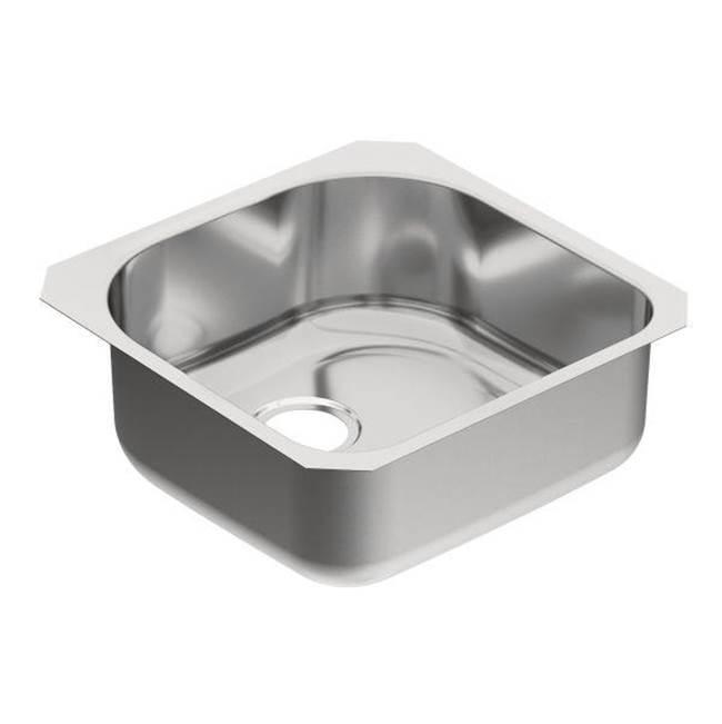 moen sinks kitchen sinks undermount   the somerville bath