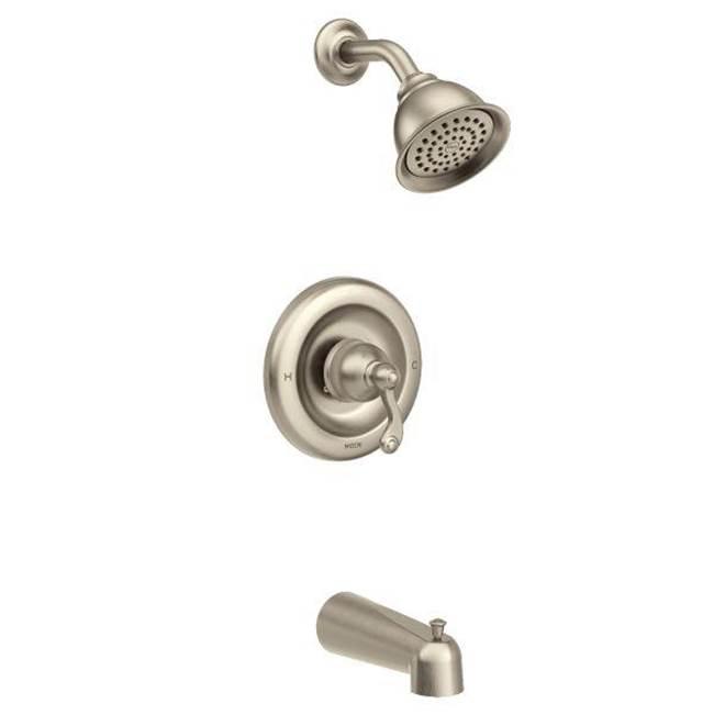 Moen Bathroom Showers Shower Faucet Trims Thermostatic Valve Trim ...