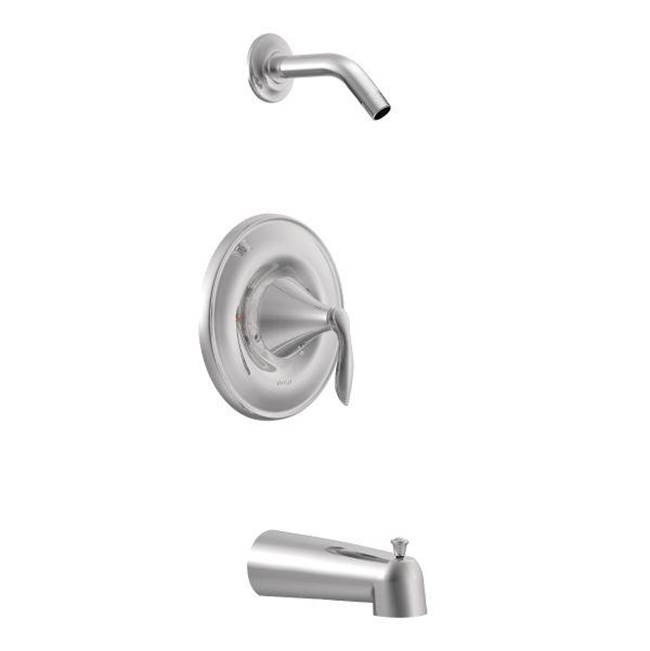 Tub And Shower Faucets Moe t62133 | The Somerville Bath & Kitchen ...