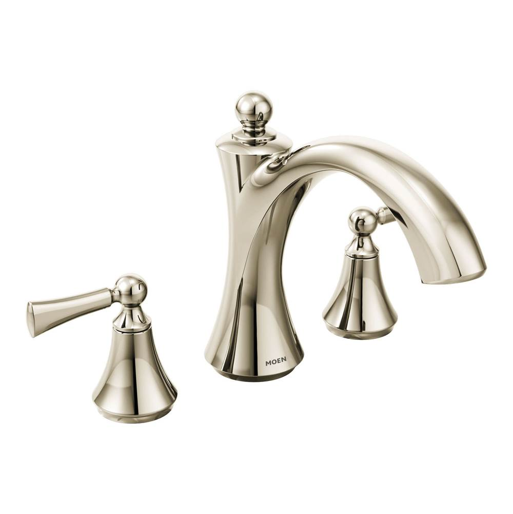 Moen Faucets Tub Fillers Wynford | The Somerville Bath & Kitchen ...