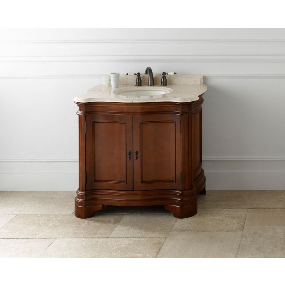 Bathroom Cabinets Maryland bathroom vanities vintage   the somerville bath & kitchen store