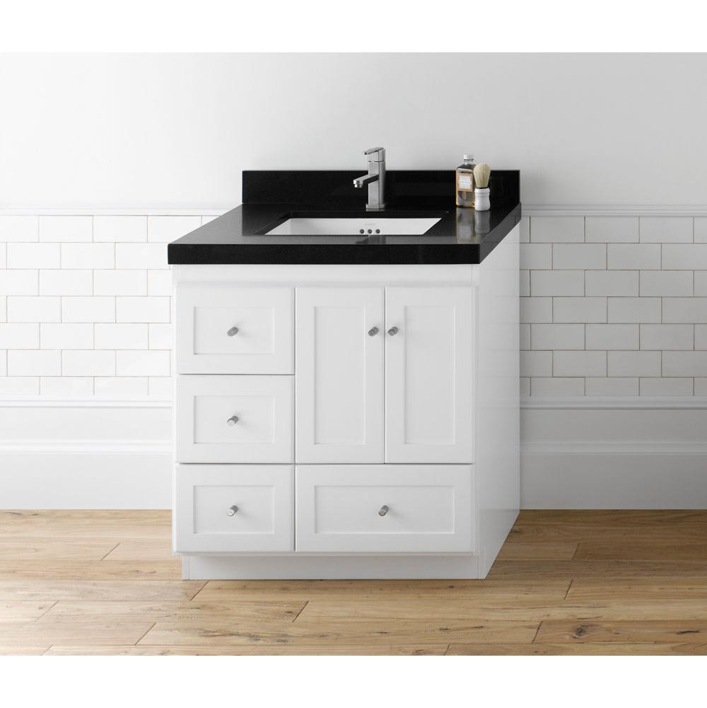 Bathroom Vanities Vanities Transitional White | The Somerville Bath ...