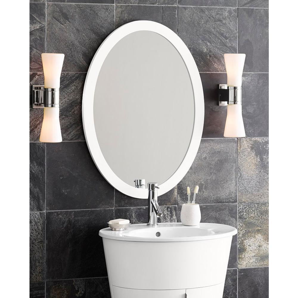 Ronbow Bathroom Mirrors White | The Somerville Bath & Kitchen Store ...