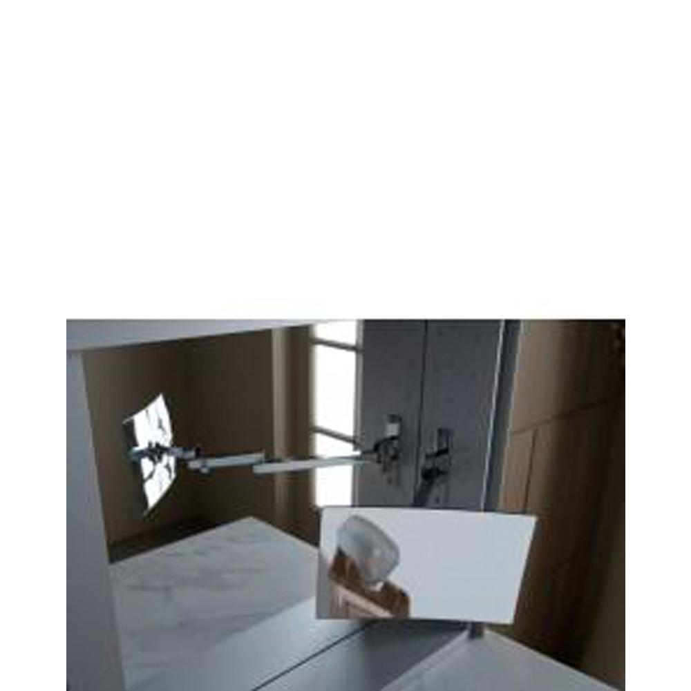 Robern Pomm At The Somerville Bath, Pull Out Bathroom Mirror