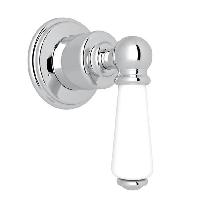 Satin Nickel ROHL A4912LHSTNTO VOLUME CONTROL//DIVERTERS