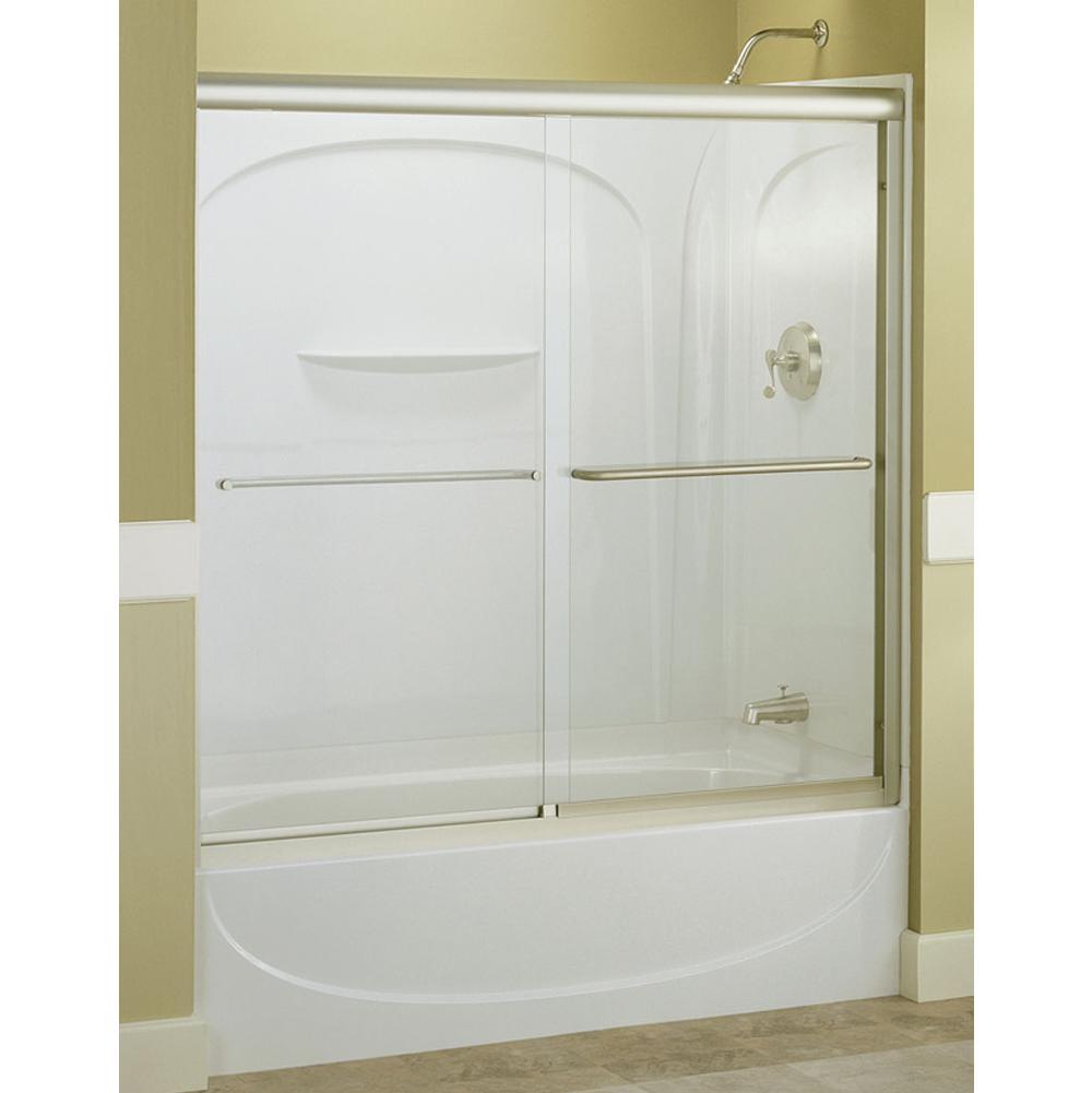 shower door sterling plumbing shower doors the somerville bath 442 45 610 55
