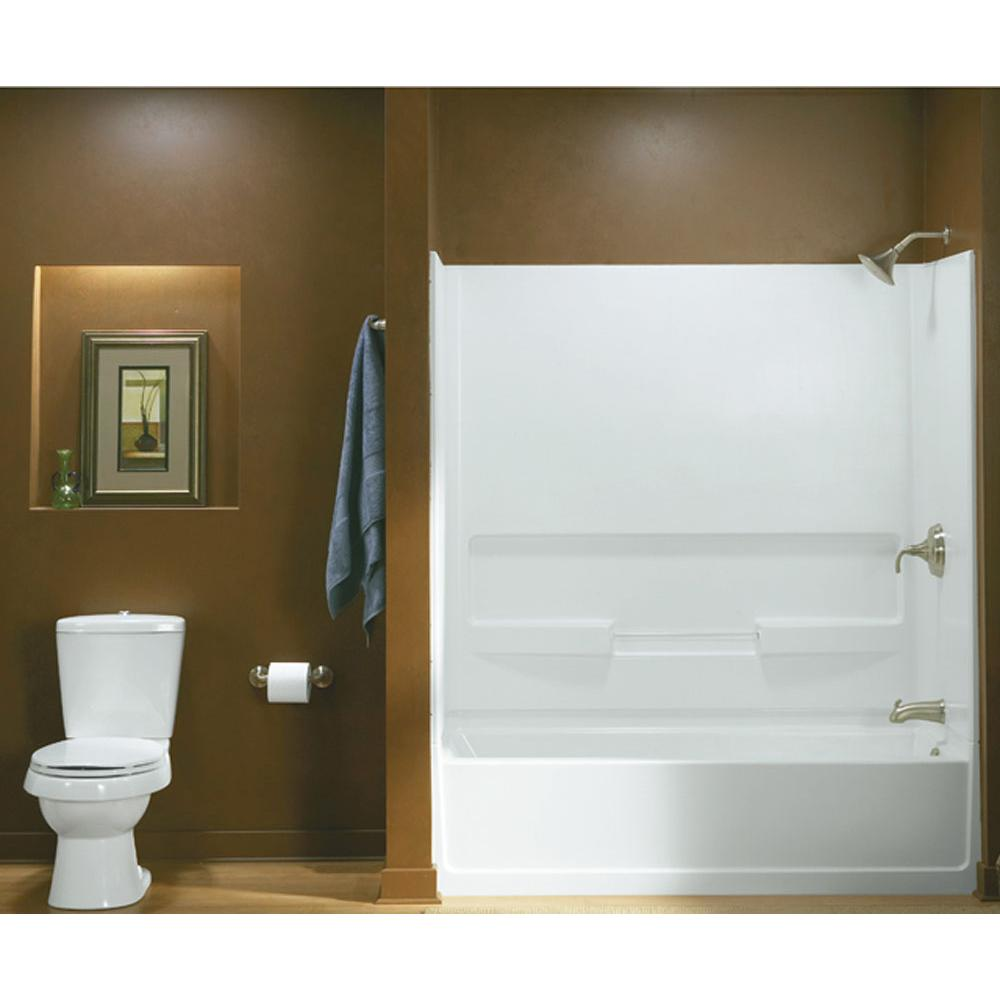 Sterling Plumbing Tubs Soaking Tubs Advantage White | The Somerville ...